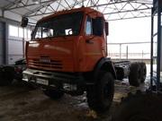 КАМАЗ 43118 шасси 2010 г.в. кап. рем.