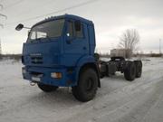 КАМАЗ 43118 тягач под КМУ
