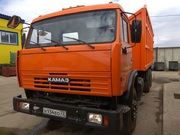 КАМАЗ 65115 ломовоз Евро 2