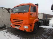 КАМАЗ 65115 шасси