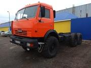 КАМАЗ 43114 шасси