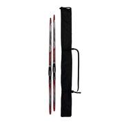 Новый Чехол для беговых лыж (205 см) (черный)