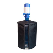 Новый Чехол для бутыли/кулера для воды 19 л. Чёрный