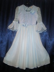 Платье нарядное для девочки 7-11 лет